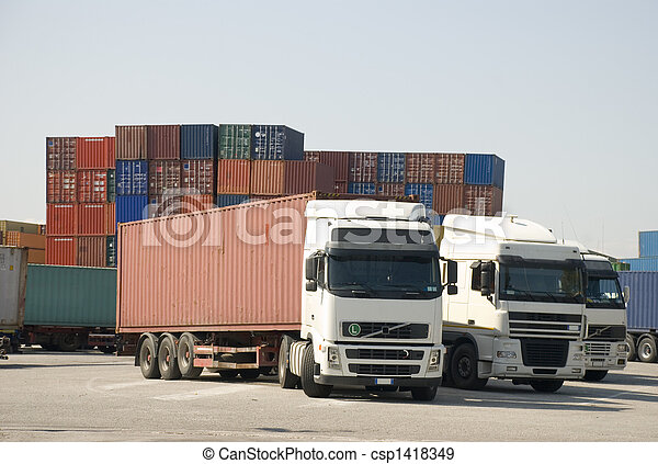 Freight transportation - csp1418349