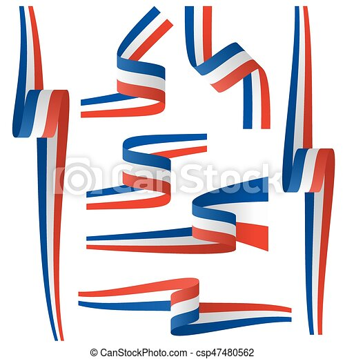 french country flag banners collection of different country clip rh canstockphoto com france flag clipart french flag clipart free