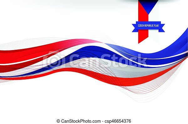 French flag background - csp46654376