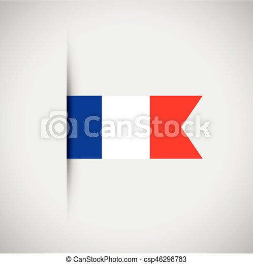 french flag - csp46298783