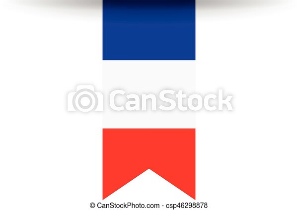french flag - csp46298878
