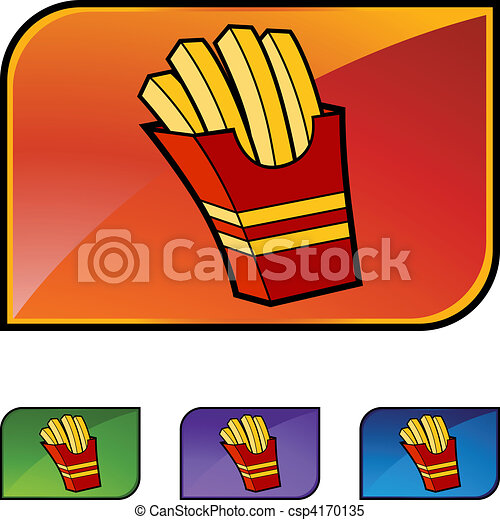 French Fries - csp4170135