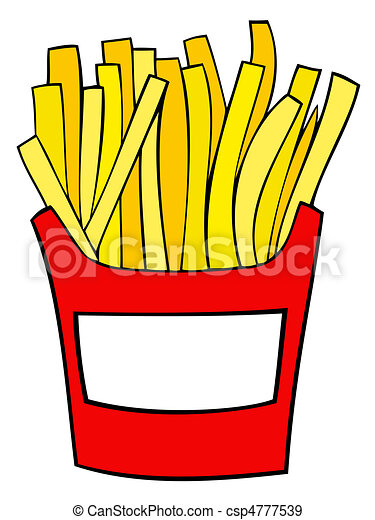 french fries rh canstockphoto com french fries clipart black and white french fries clip art free