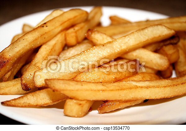 French Fries - csp13534770