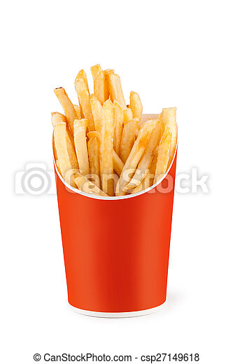French fries - csp27149618