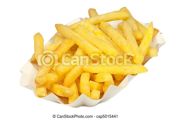 French Fries - csp5015441