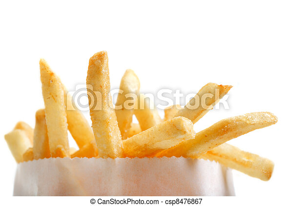 French Fries  - csp8476867