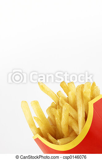 french fries - csp0146076