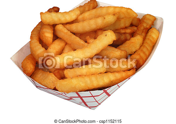 French Fries - csp1152115