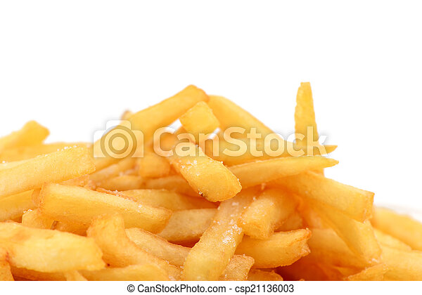 French fries - csp21136003