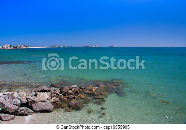 French Seafront - csp10353905