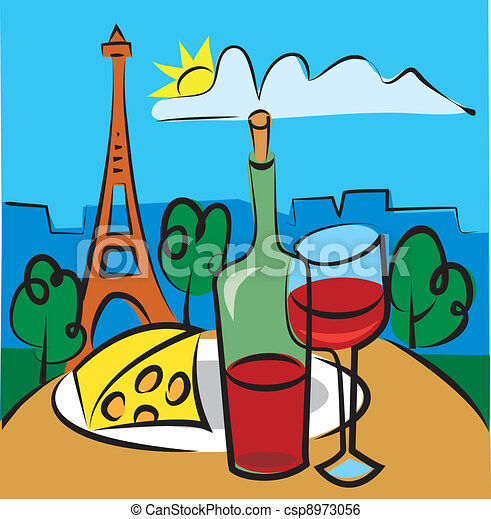 french wine rh canstockphoto com french clip art noel french clip art free