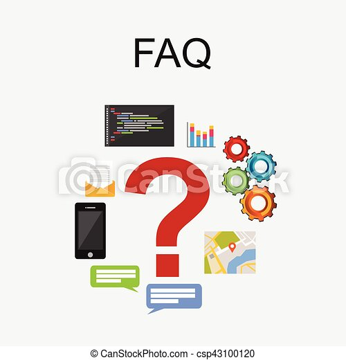 frequently asked questions faq concept illustration concept rh canstockphoto ca questions clipart png questions clipart for powerpoint