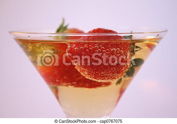 Cristal de fresa - csp0767075