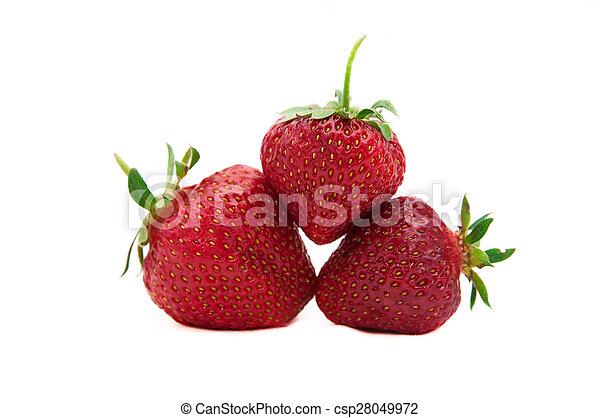 Fresas - csp28049972