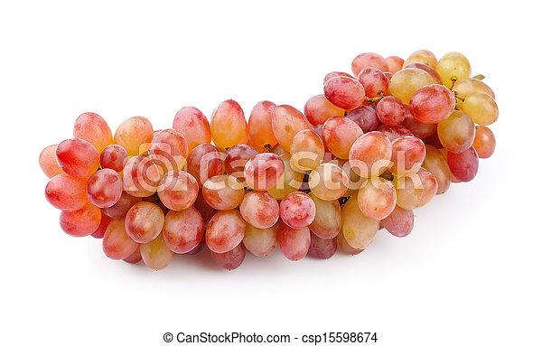 fresco, grapes. - csp15598674