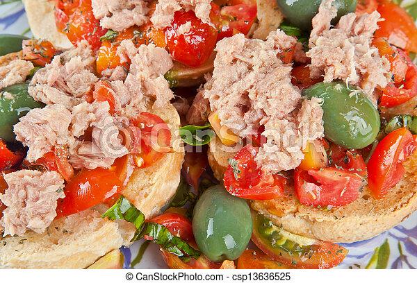 Pain De Thon Tomate Top Salade De Thon Au Concombre Tomate Pices Et