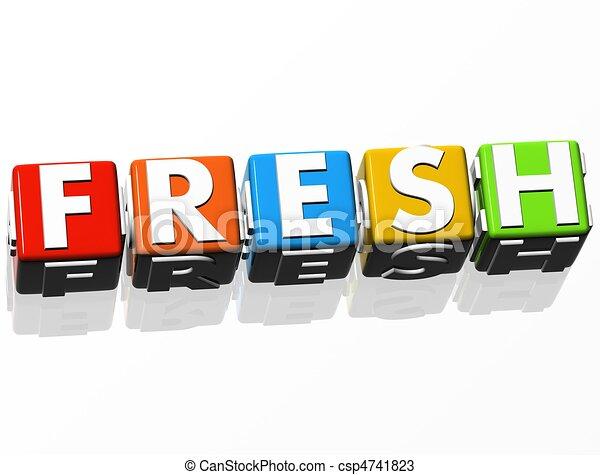Fresh - csp4741823