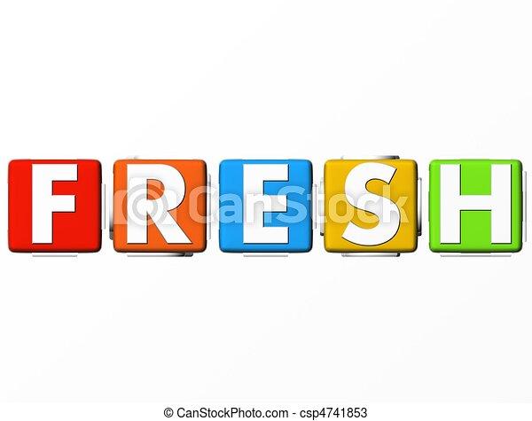 Fresh - csp4741853