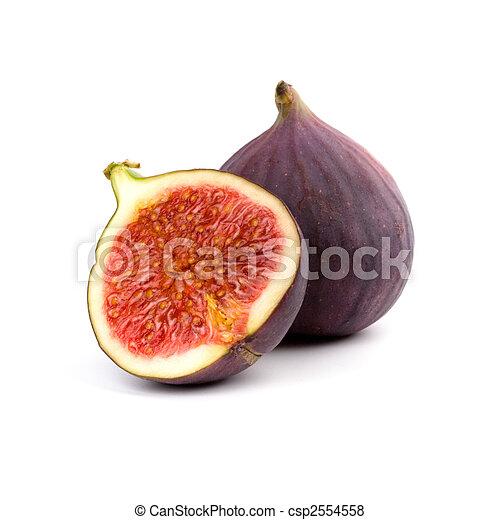 fresh figs - csp2554558