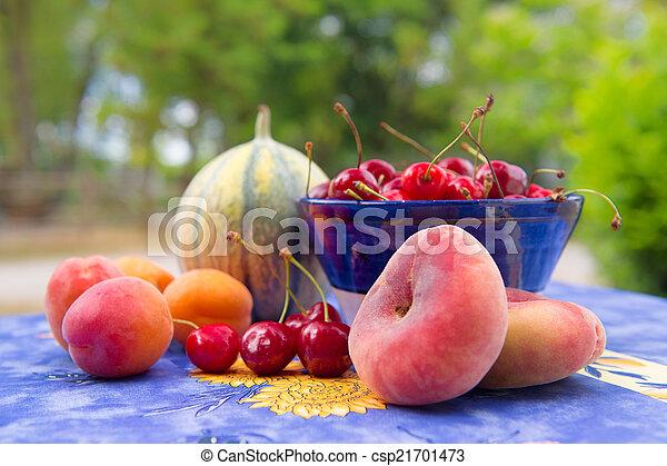 Fresh fruit assortment - csp21701473