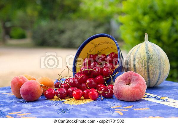 Fresh fruit assortment - csp21701502