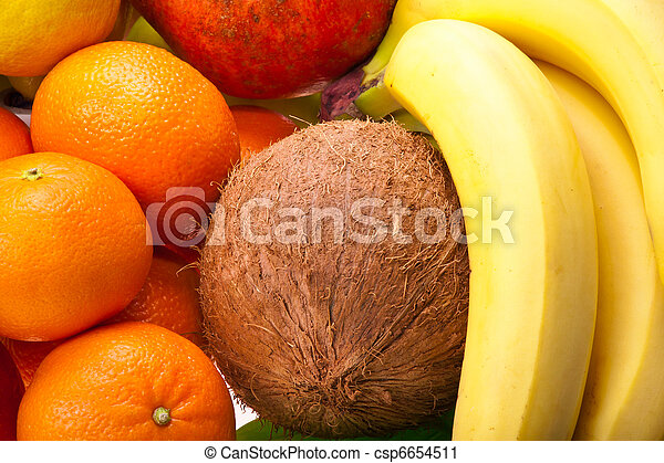 fresh fruit - csp6654511