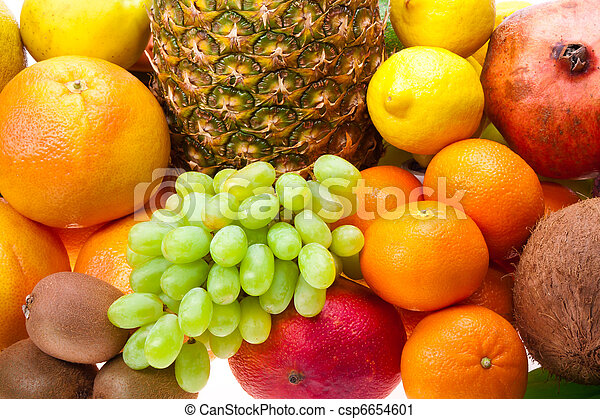 fresh fruit - csp6654601