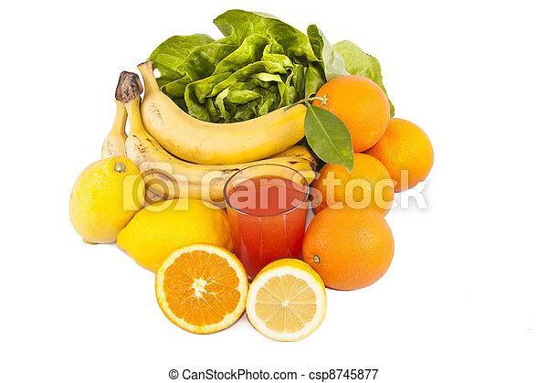 fresh fruit - csp8745877