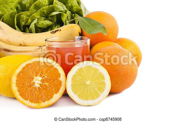 fresh fruit - csp8745908