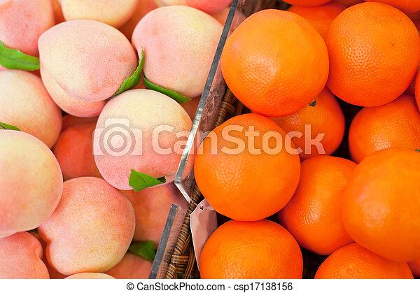 Fresh fruit - csp17138156