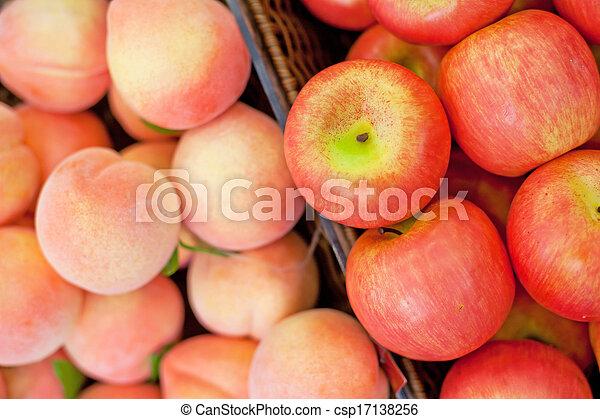 Fresh fruit - csp17138256