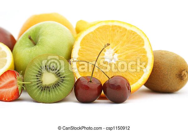 Fresh fruit - csp1150912