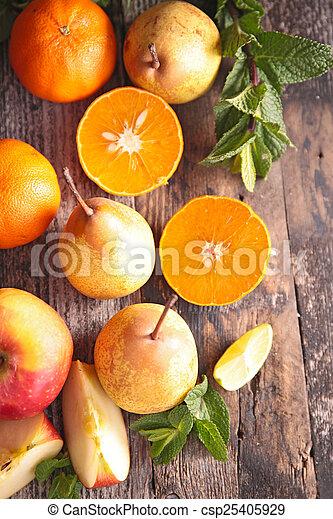fresh fruit - csp25405929