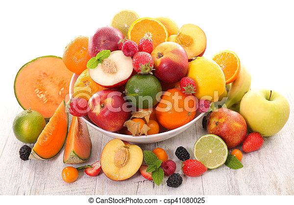 fresh fruit - csp41080025