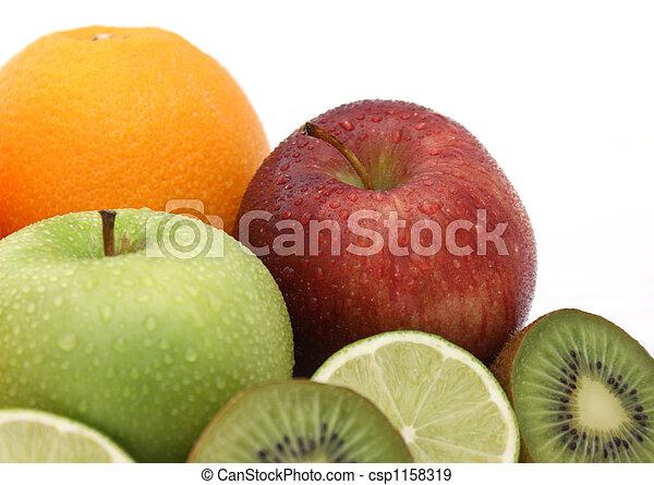Fresh fruit - csp1158319