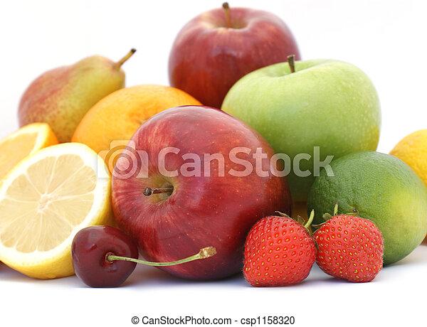 Fresh fruit - csp1158320