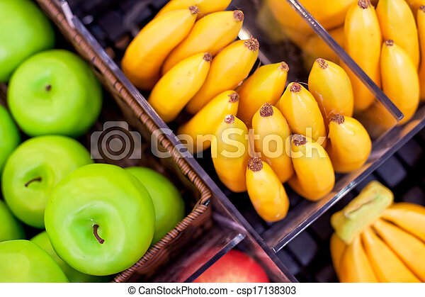 Fresh fruit - csp17138303