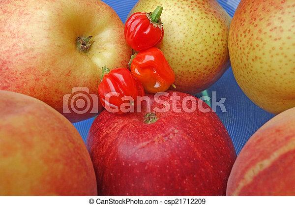 fresh fruit - csp21712209