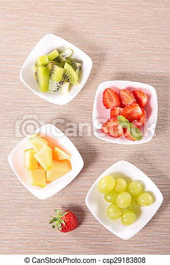 fresh fruit - csp29183808