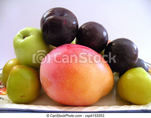 Fresh Fruit - csp4153353