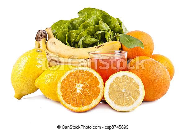 fresh fruit - csp8745893