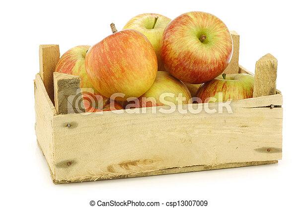 "fresh ""Fuji"" apples - csp13007009"