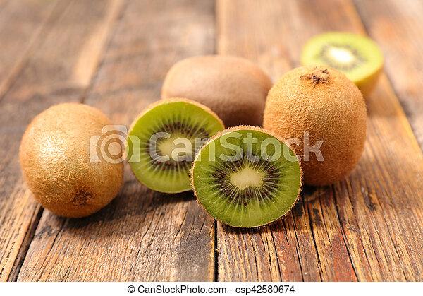 fresh kiwi - csp42580674