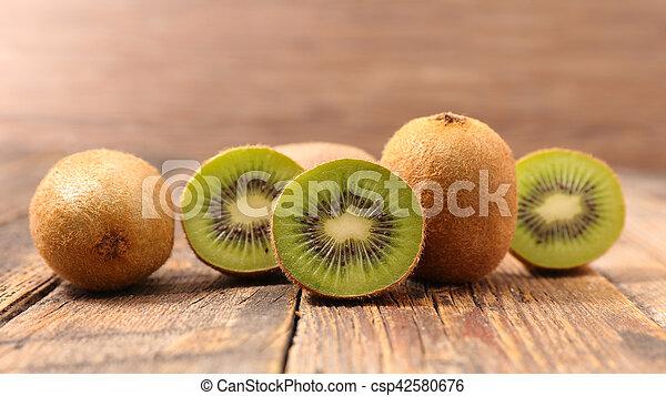 fresh kiwi - csp42580676