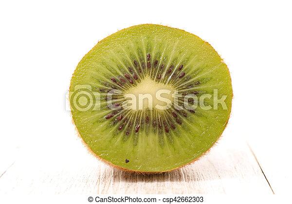 fresh kiwi - csp42662303