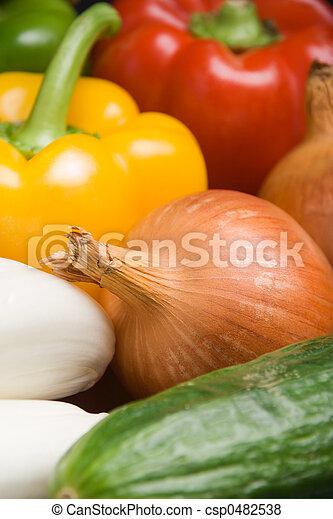 Fresh onion - csp0482538