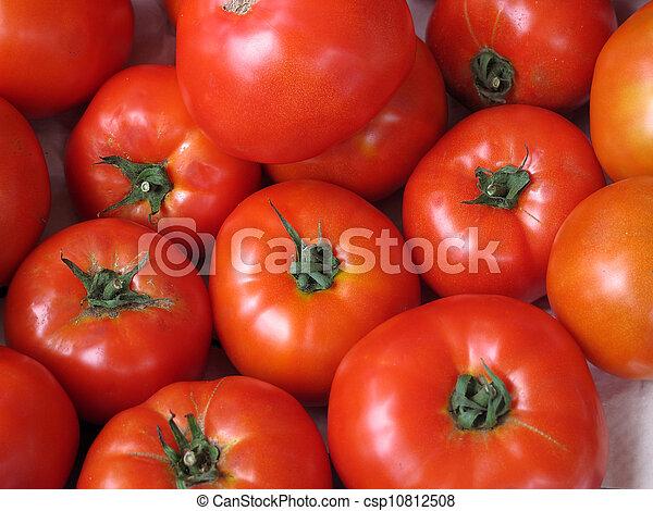 Fresh tomato - csp10812508