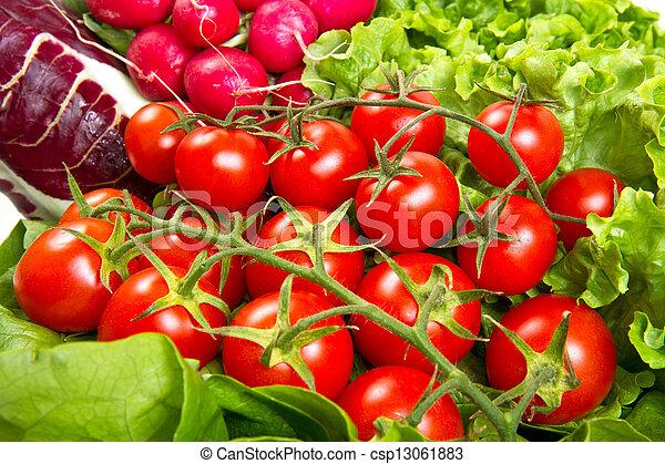 fresh vegetables - csp13061883