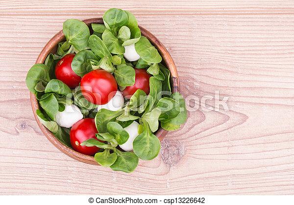 Fresh vegetables - csp13226642